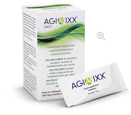 Agimixx box and sachet